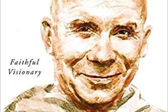 Cover of the book showing Merton smiling at the reader