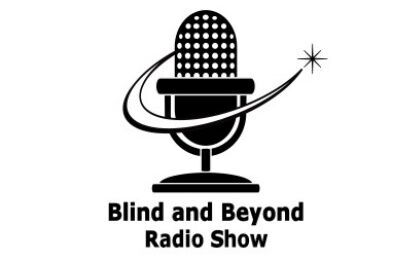 Logo for Blind and Beyond Radio Show