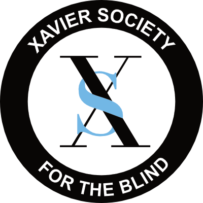 Xavier Society For The Blind Logo